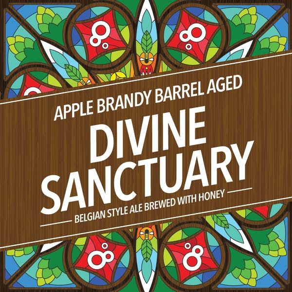 Image or graphic for Divine Sanctuary – Apple Brandy Barrel