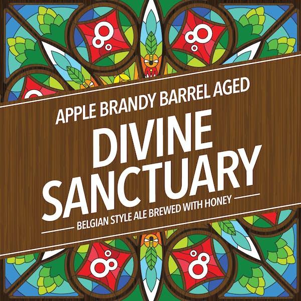 Divine Sanctuary – Apple Brandy Barrel