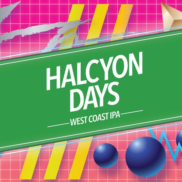 Image or graphic for Halcyon Days