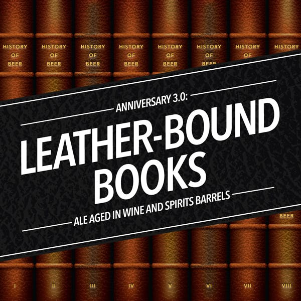 Image or graphic for Leather Bound Books