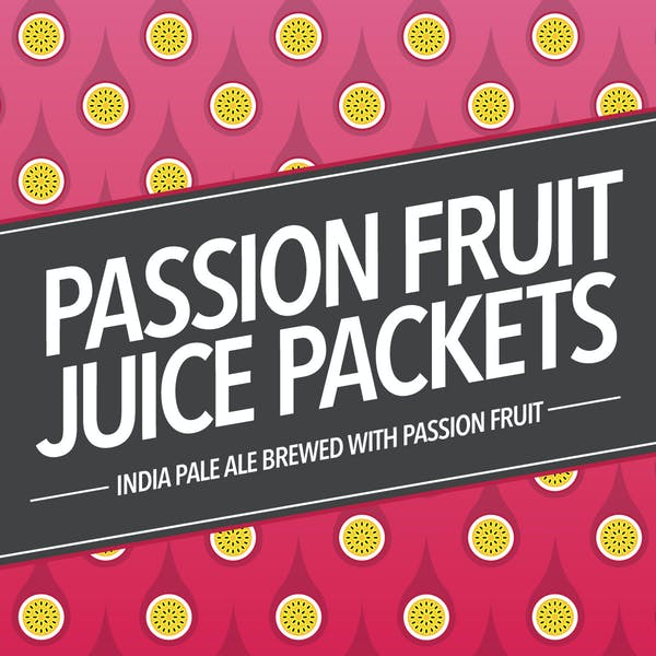 Image or graphic for Passion Fruit Juice Packets