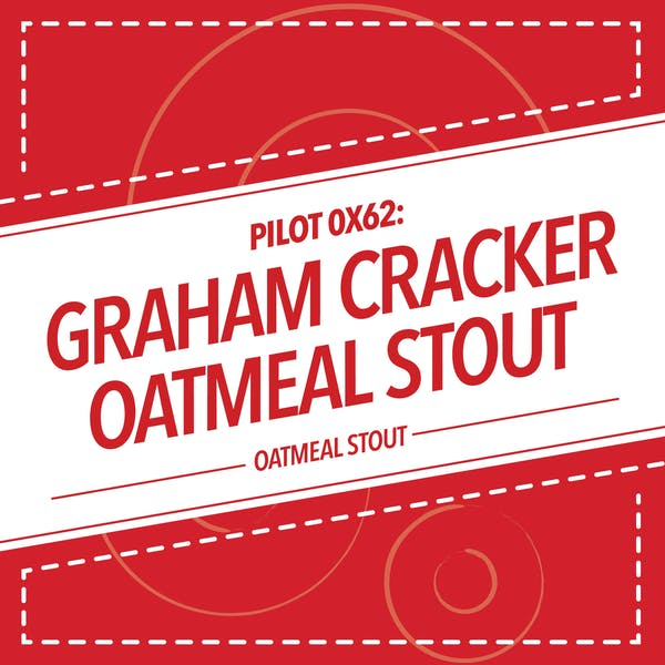Image or graphic for PILOT 0x62: GRAHAM CRACKER OATMEAL STOUT