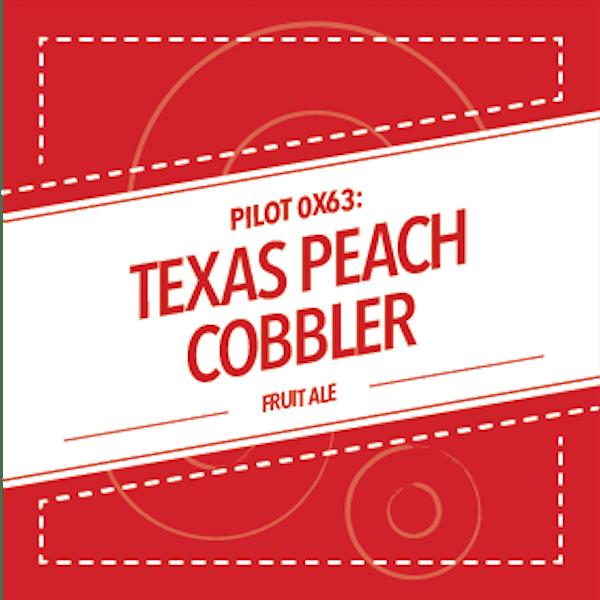 PILOT 0X63: TEXAS PEACH COBBLER