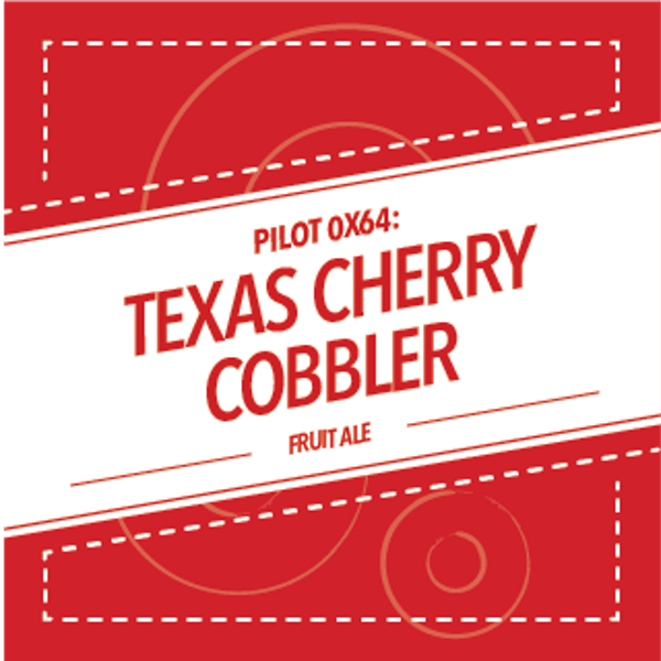 Image or graphic for PILOT 0X64: TEXAS CHERRY COBBLER