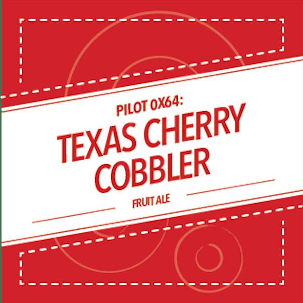 PILOT 0X64: TEXAS CHERRY COBBLER
