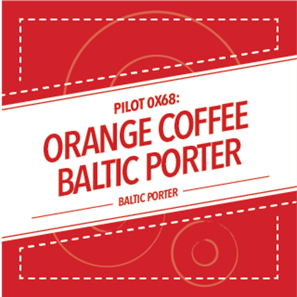 Image or graphic for PILOT 0X68: ORANGE COFFEE BALTIC PORTER