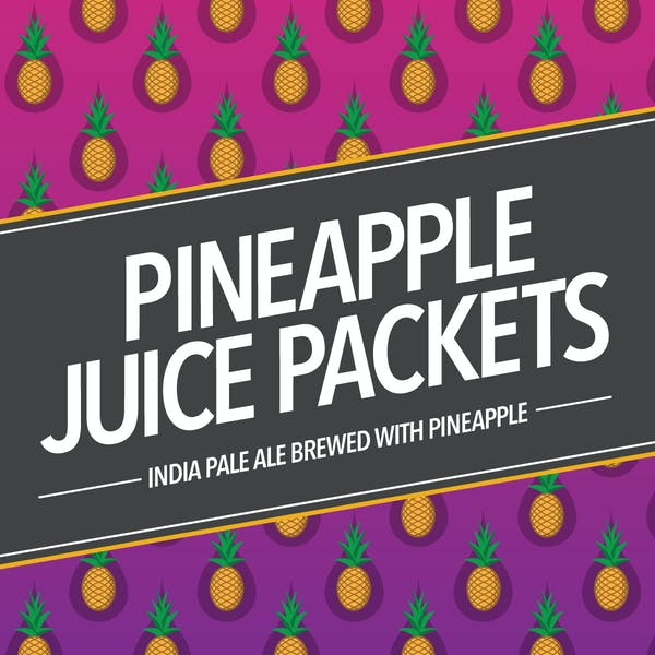 Pineapple Juice Packets