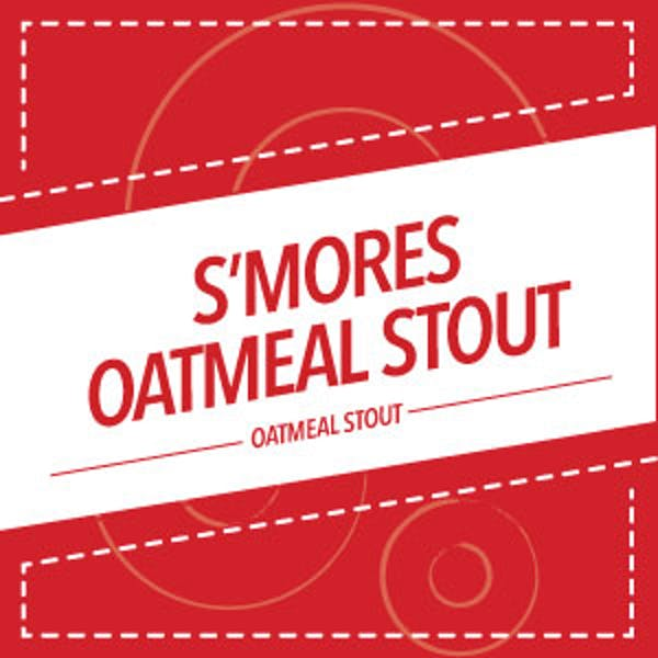 Image or graphic for S'MORES OATMEAL STOUT