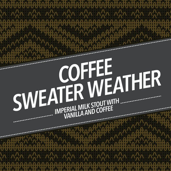 Image or graphic for Coffee Sweater Weather