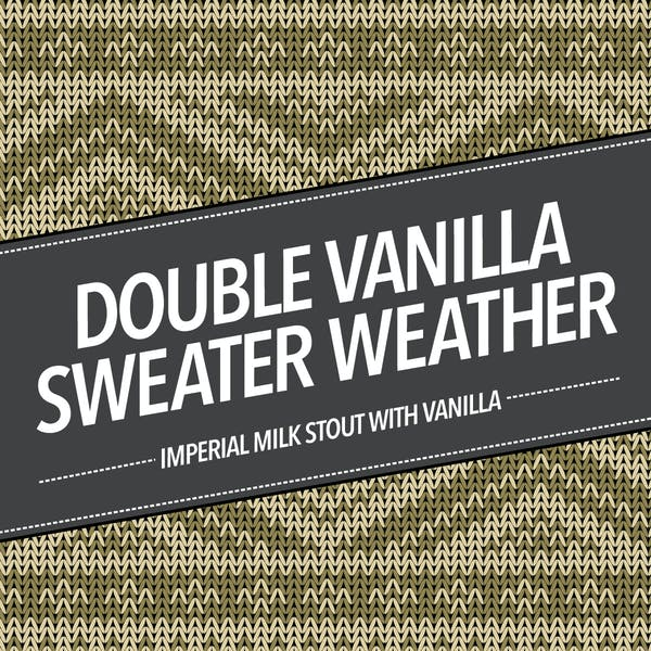 Image or graphic for Double Vanilla Sweater Weather