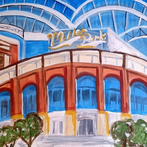 Miller Park Paint Night
