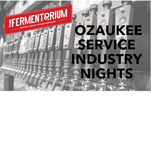 Ozaukee County Service Industry Night