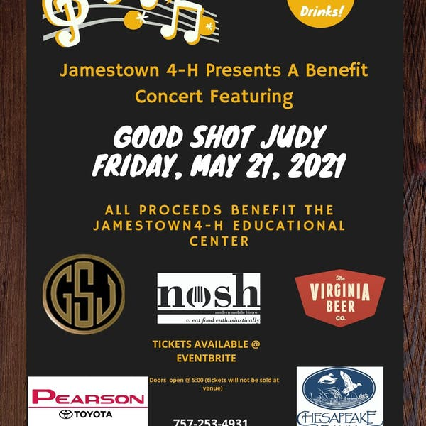 Music, Food Truck, Craft Beer, and More to Raise Money for the Jamestown 4-H
