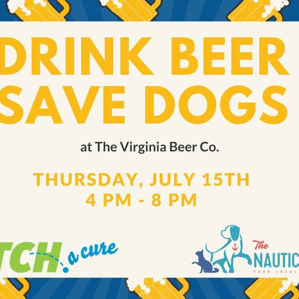 Drink Beer, Save Dogs Poster