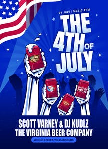 4th of July 2021 Poster