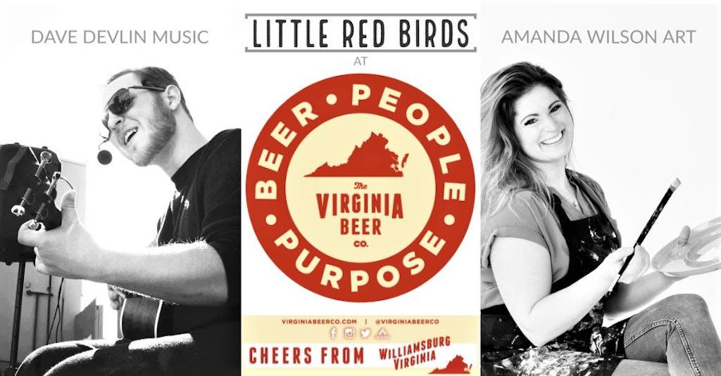 Little Red Birds Promo Image
