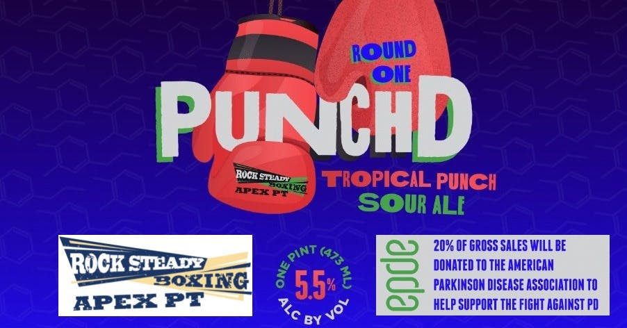 PunchD Event Poster