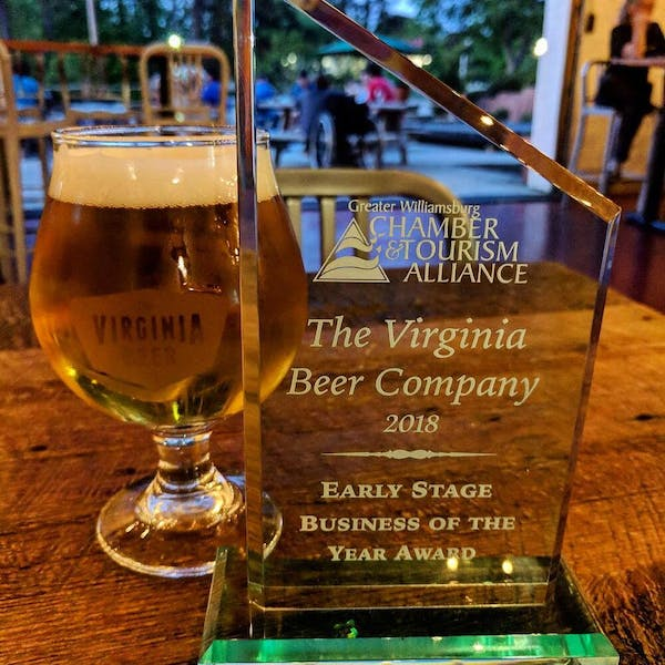 2018 Early Stage Small Business of the Year Winner