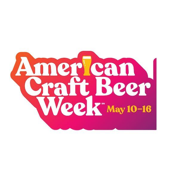 American Craft Beer Week Poster