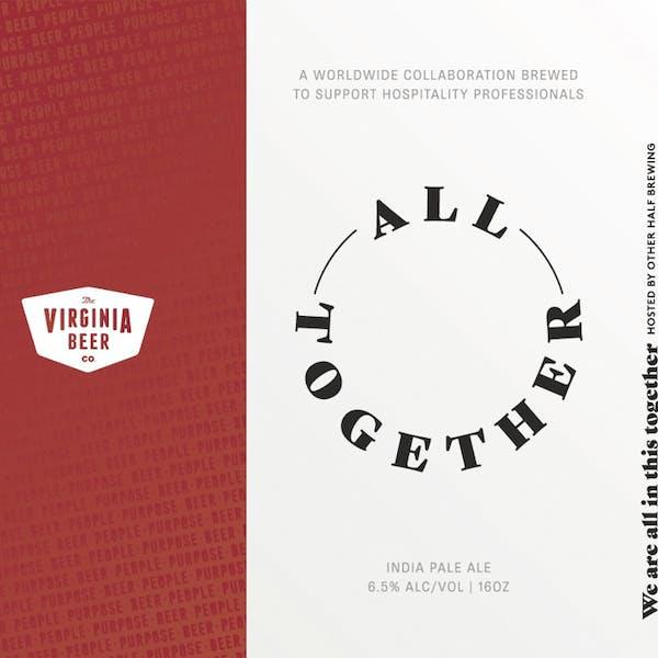 All Together beer artwork