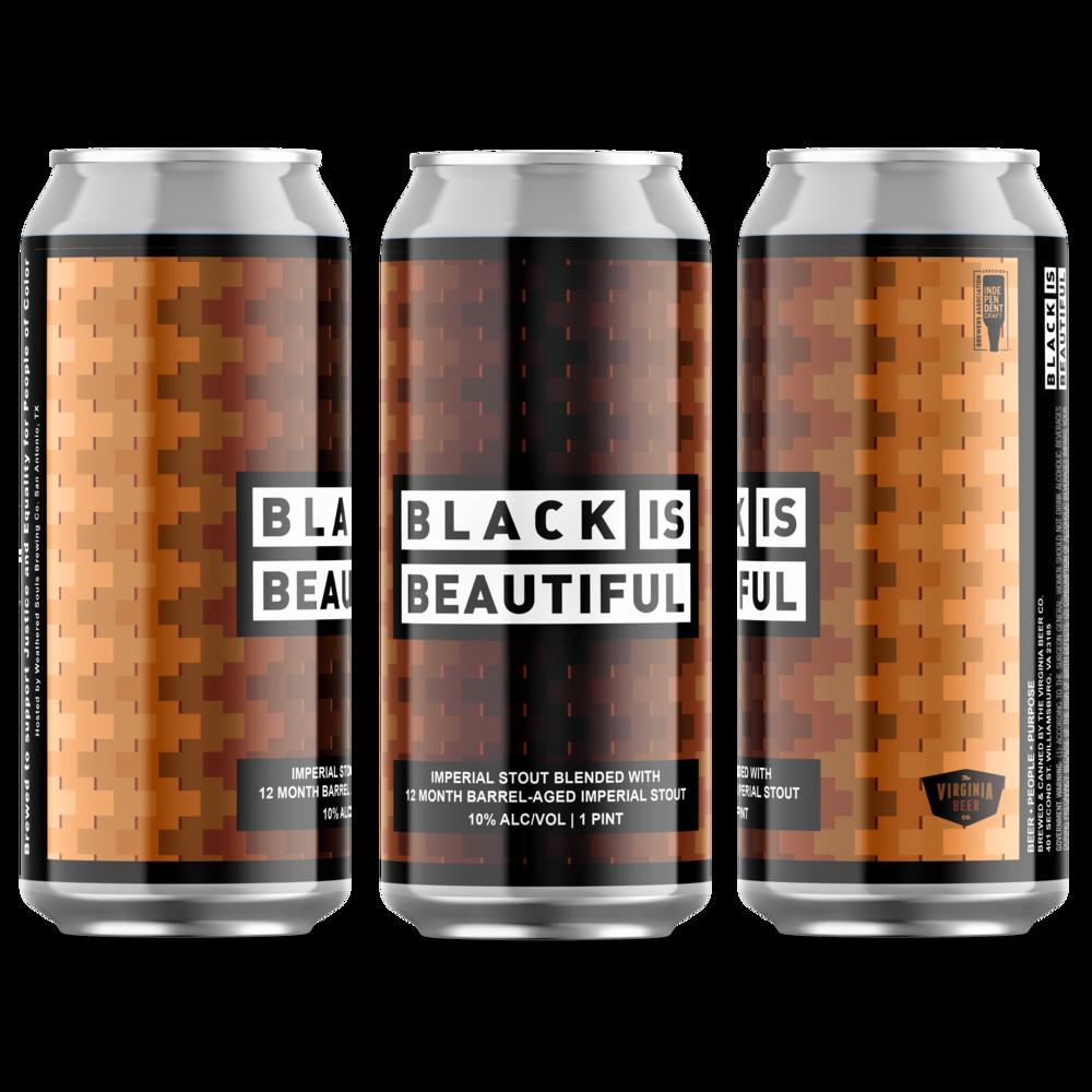 #BlackIsBeautifulBeer #BeerPeoplePurpose