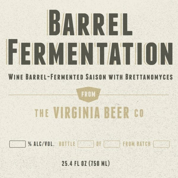 Image or graphic for Barrel Fermentation III