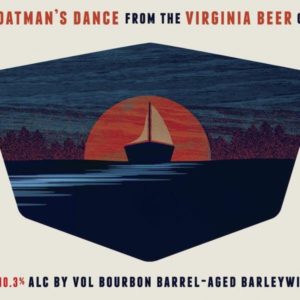 Boatman's Dance beer artwork
