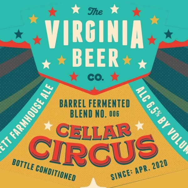 Cellar Circus #6 Label