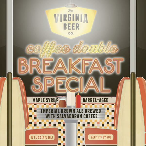 Image or graphic for Coffee Double Breakfast Special