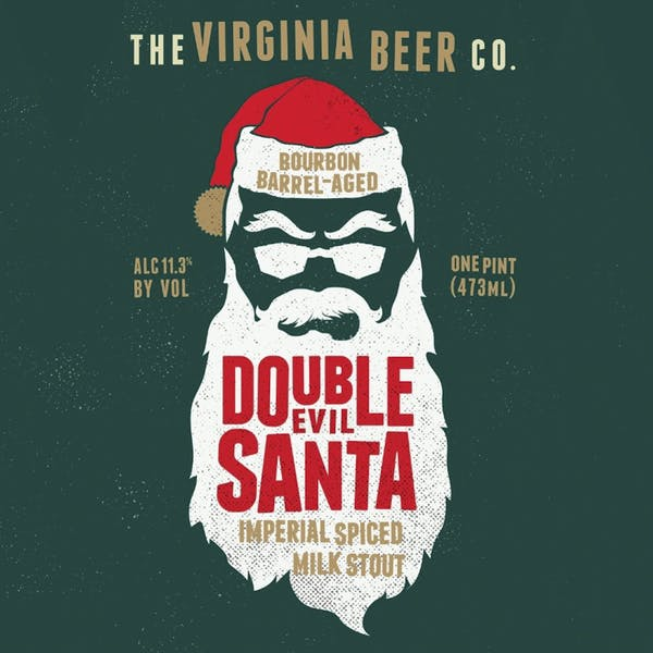 Image or graphic for Double Evil Santa