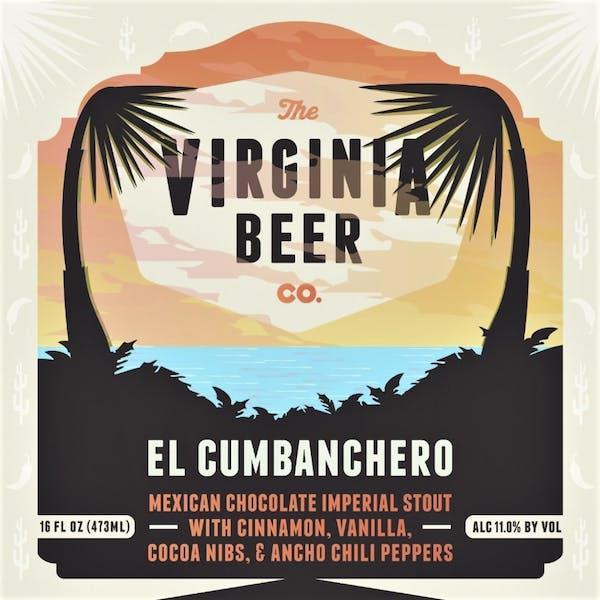 El Cumbanchero beer artwork