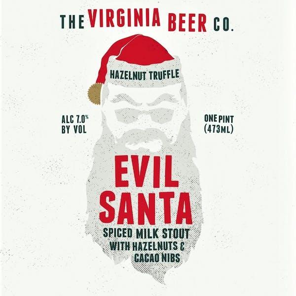 Image or graphic for Hazelnut Truffle Evil Santa