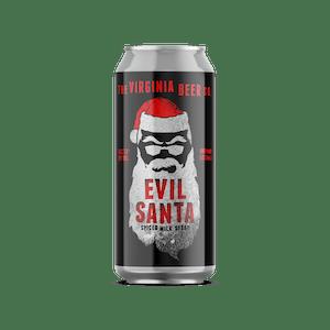 Evil Santa Can