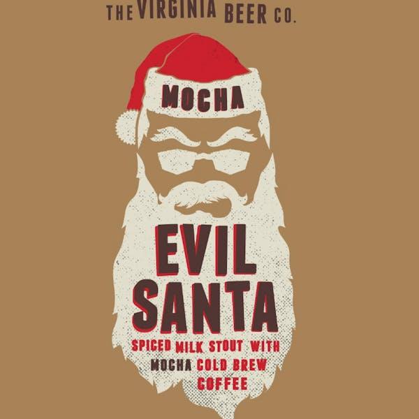 Image or graphic for Mocha Evil Santa