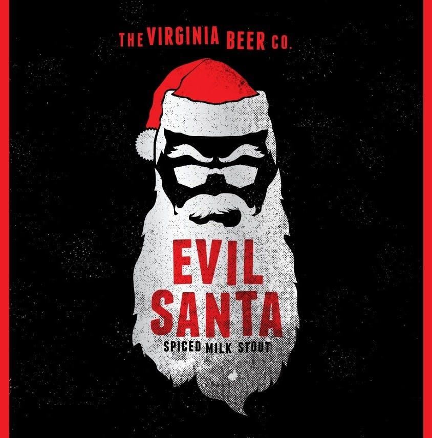 Evil Santa Square