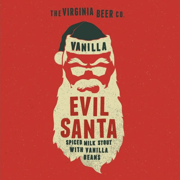 Image or graphic for Vanilla Evil Santa