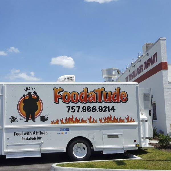 FoodaTude Food truck