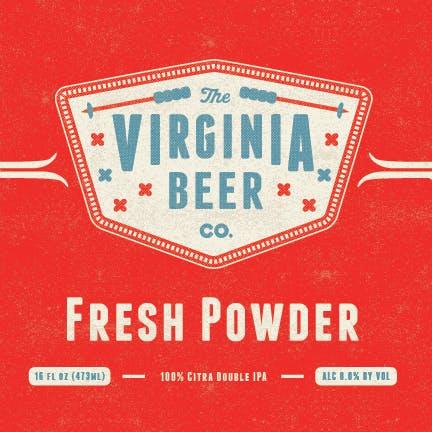 Fresh Powder Square 01