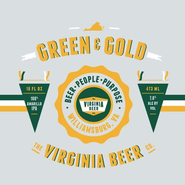 Image or graphic for Green & Gold