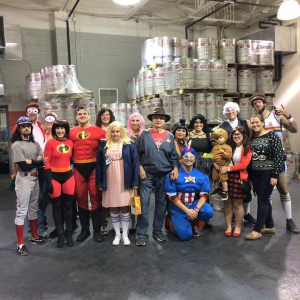 VBC In Halloween Costumes
