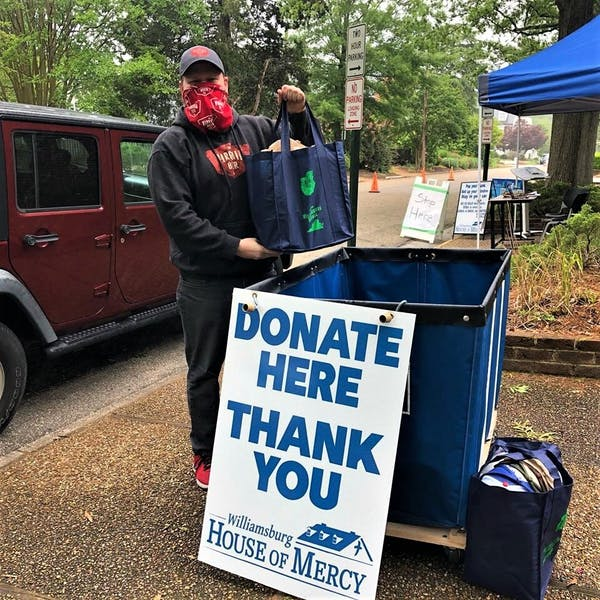 The Virginia Beer Company Celebrates Community From Curbside