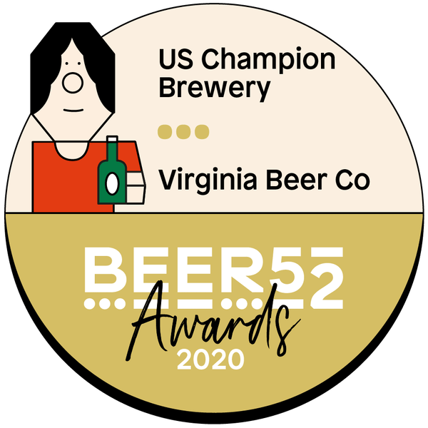 Virginia Beer Co. Receives Top International Recognition