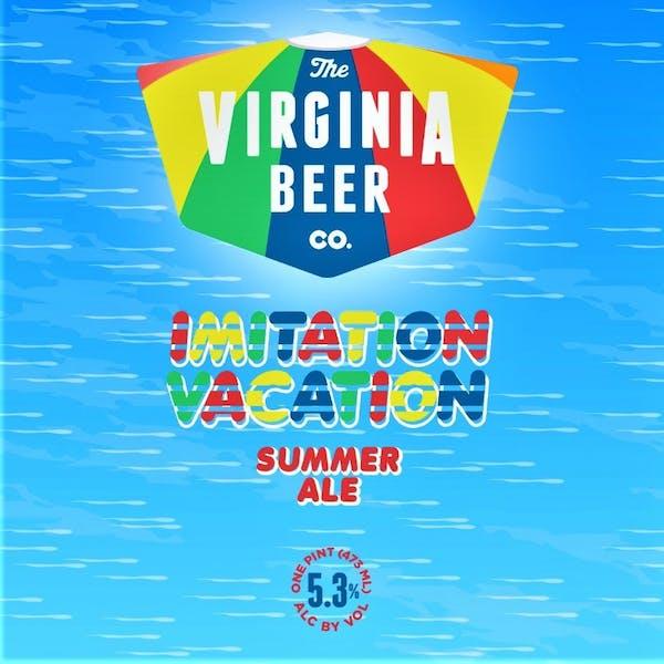 Imitation Vacation Label Art