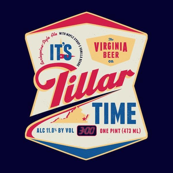 It's Tillar Time Maple-Vanilla Barleywine