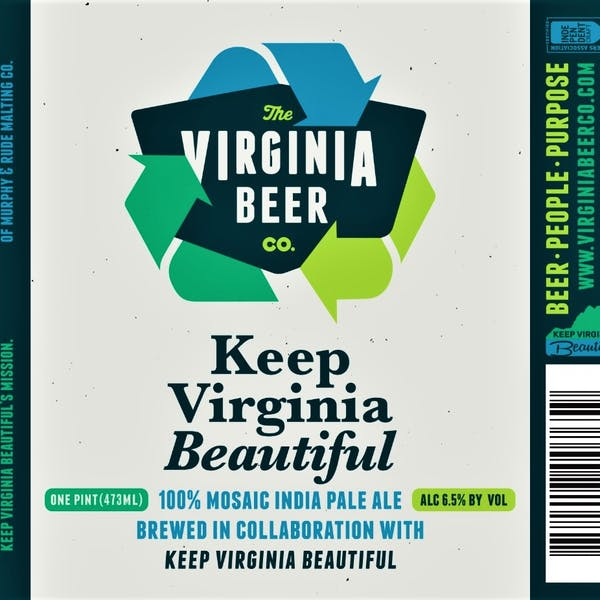 Image or graphic for Keep Virginia Beautiful