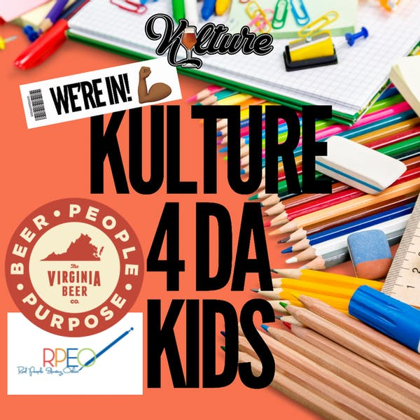 #Kulture4DaKids Back-To-School Rally & Raffle