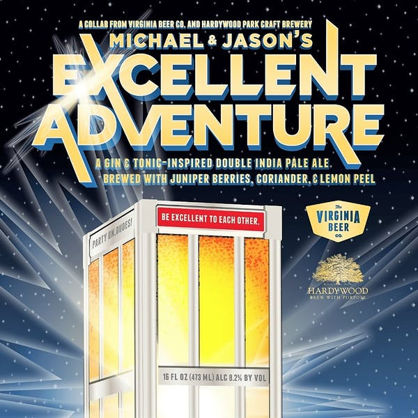 Image or graphic for Michael & Jason's Excellent Adventure