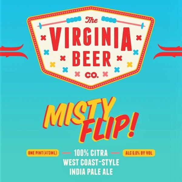 Misty Flip West Coast-Style India Pale Ale