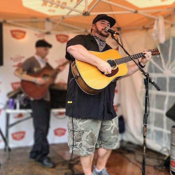 Live Music in the Beer Garden