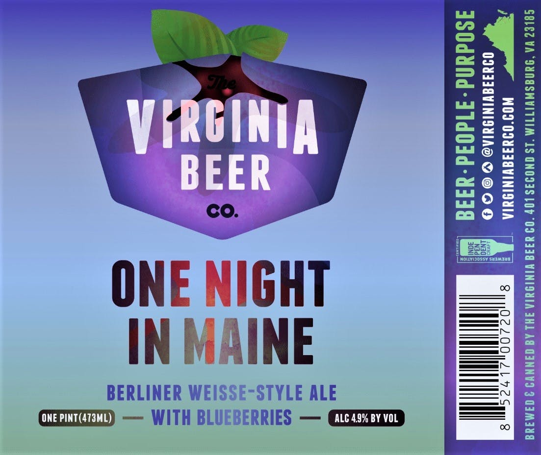 One Night In Maine
